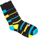 QUIKSILVER Stripes Mens Socks