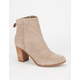 TOMS Lunata Womens Booties