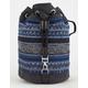 TOMS Rebel Stripe Tribal Drawstring Bag