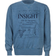 INSIGHT Due To The Rain Mens Sweatshirt