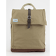 TOMS Trekker Waxed Canvas Backpack