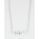 FULL TILT 3 Crystal Necklace