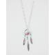 FULL TILT Dreamcatcher/Stone Necklace