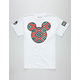 NEFF Disney Collection Aztec Mickey Prime Mens T-Shirt