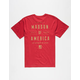 MADSON OF AMERICA Empire Mens Pocket Tee