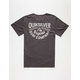 QUIKSILVER Dyed Midnight Mens T-Shirt