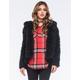 VOLCOM Swingtown Womens Faux Fur Jacket