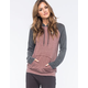 VOLCOM Lived In Raglan Womens Hoodie