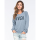RVCA Jagged Womens Sweatshirt