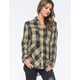 SEA GYPSIES Corey Womens Plaid Shirt