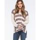 BLU PEPPER Womens Hooded Sweater
