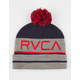 RVCA Range Pom Beanie