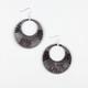 FULL TILT Beaded Dream Catcher Earrings