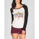BILLABONG Showed Up Womens Tee