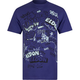 ELDON Train Mens T-Shirt