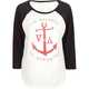 RVCA Anchor Opposites Womens Tee