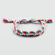 FULL TILT Chevron Stripe Woven Friendship Bracelet
