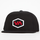 RVCA Oiler Mens Snapback Hat