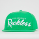 YOUNG & RECKLESS OG Reckless Mens Snapback Hat
