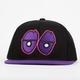 KROOKED Eyes Mens Snapback Hat