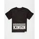 LAST KINGS Street King Boys T-Shirt