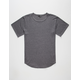 ELWOOD Super Soft Curved Hem Mens T-Shirt