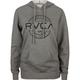 RVCA Industry Standard Womens Hoodie