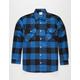 ROTHCO Heavyweight Mens Flannel Shirt