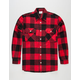 ROTHCO Heavyweight Mens Flannel Shirt