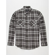 SHOUTHOUSE Cole Mens Flannel Shirt