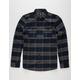 VOLCOM Vernon Mens Flannel Shirt