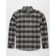 VOLCOM Echo Mens Flannel Shirt