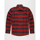 VOLCOM Echo Mens Flannel Shirt