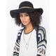 Chain Band Womens Floppy Hat