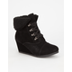 CITY CLASSIFIED Nast Womens Booties