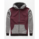 SHOUTHOUSE Harvard Boys Zip Hoodie
