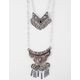 FULL TILT 2 Layer Coin Necklace