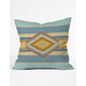 DENY DESIGNS Fiesta Vintage Pillow