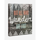 Not All Who Wander Are Lost Canvas Wall Art