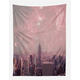 DENY DESIGNS Stardust Covering New York Tapestry