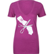 NOR CAL Chopping Block Womens Tee