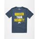 NIKE SB Quicker Than Security Boys T-Shirt