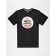 RIP CURL Bear Cave Classics Mens T-Shirt
