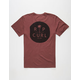 RIP CURL Remote Heritage Mens T-Shirt