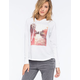 FULL TILT Want To Explore Womens Hoodie