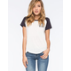 CORNER SHOP NYC You Later Womens Raglan Tee