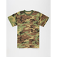 ROTHCO Woodland Camo Mens T-Shirt