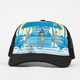 QUIKSILVER Stavi Tiki Mens Trucker Hat