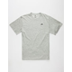 NIKE SB Knit Overlay Mens T-Shirt
