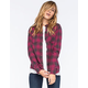 BURTON Grace Womens Flannel Shirt